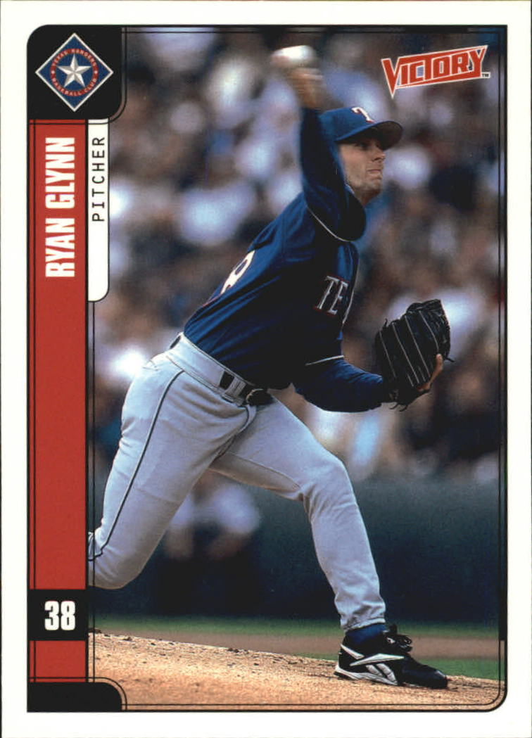 2001 Upper Deck Victory #141 Ryan Glynn