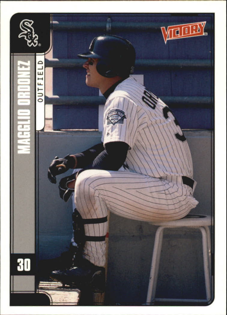 2001 Upper Deck Victory #222 Magglio Ordonez