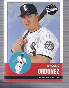 2001 Upper Deck Vintage #141 Magglio Ordonez