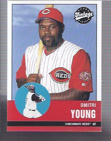2001 Upper Deck Vintage #325 Dmitri Young