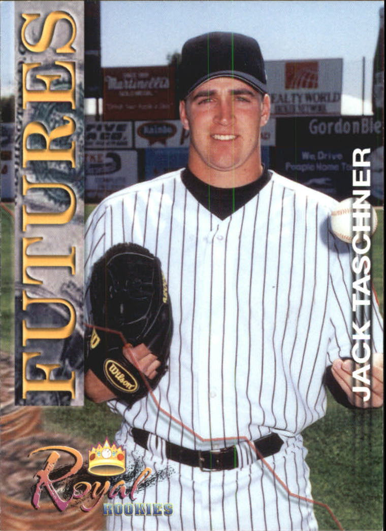 2001 Royal Rookies Futures #2 Jack Taschner