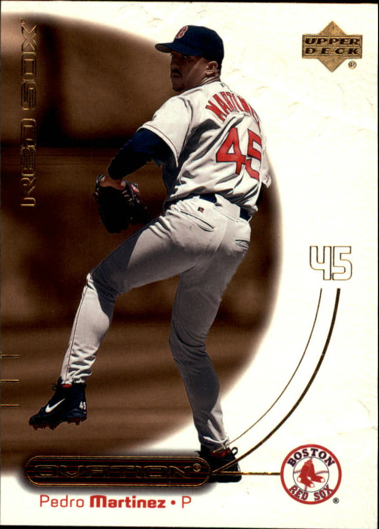 2001 Upper Deck Ovation #19 Pedro Martinez