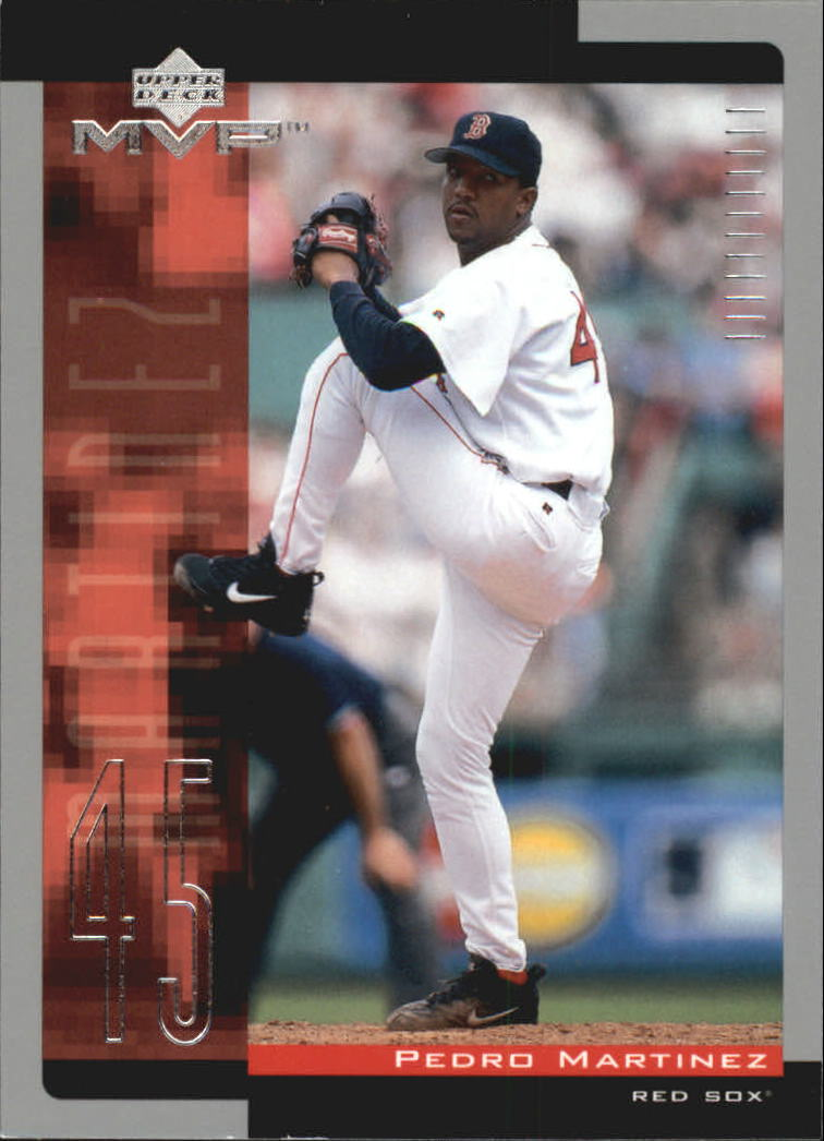 2001 Upper Deck MVP #90 Pedro Martinez
