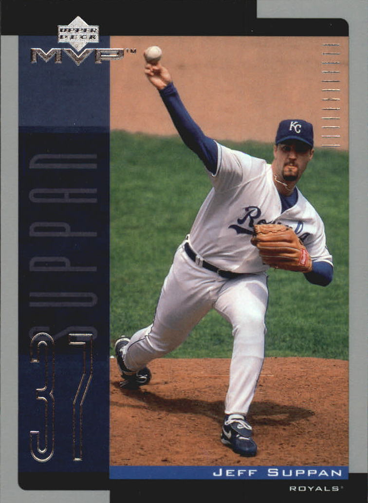 2001 Upper Deck MVP #102 Jeff Suppan