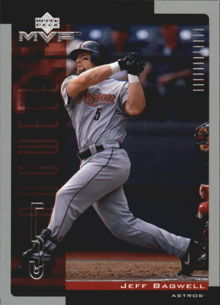 2001 Upper Deck MVP #154 Jeff Bagwell
