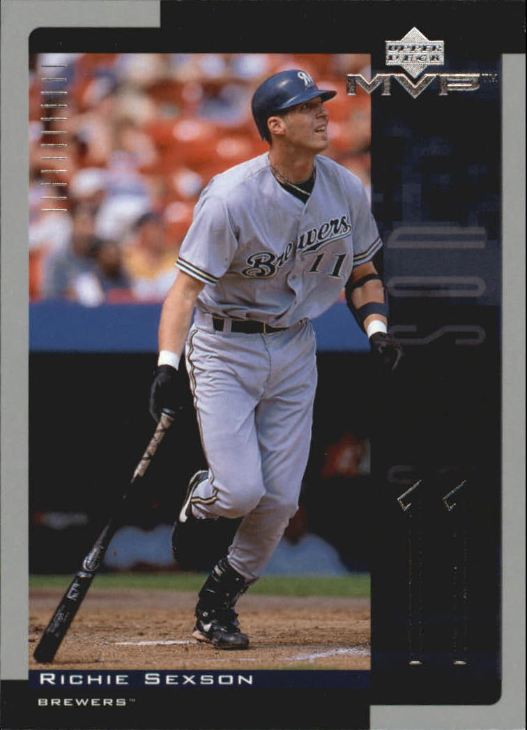 2001 Upper Deck MVP #181 Richie Sexson