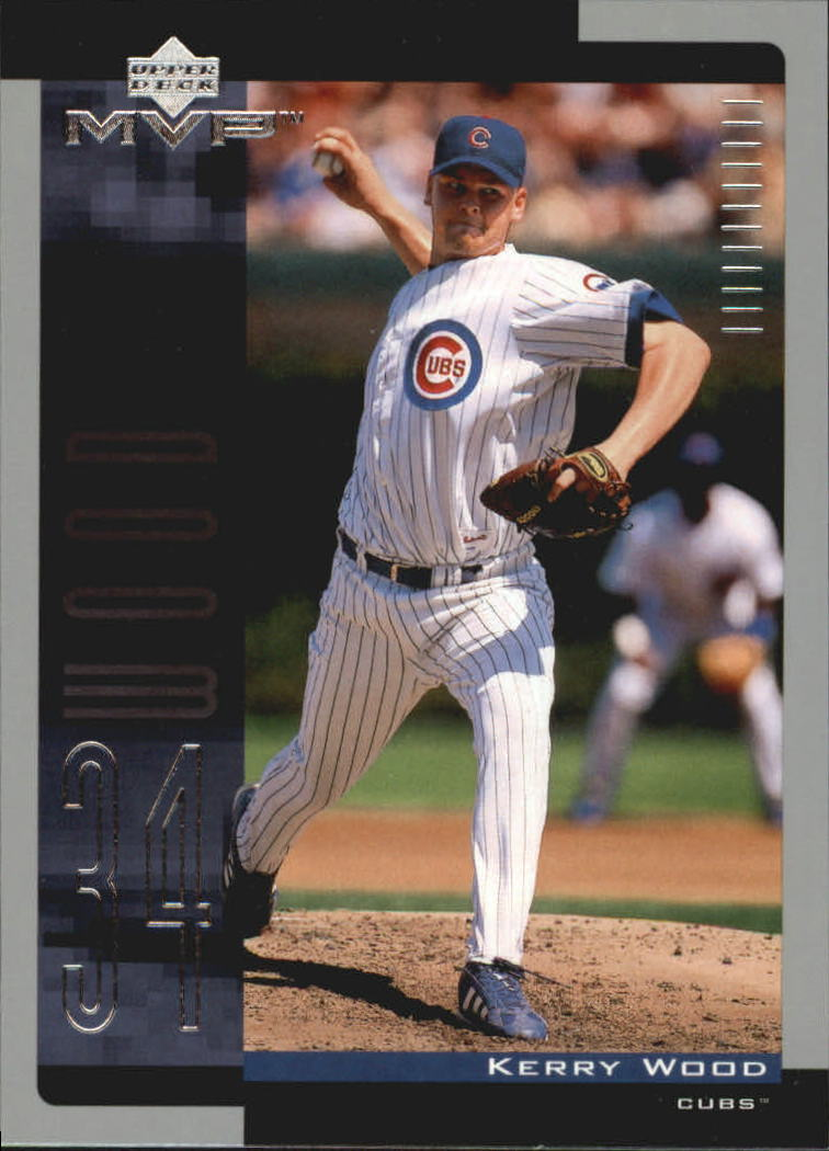 2001 Upper Deck MVP #200 Kerry Wood