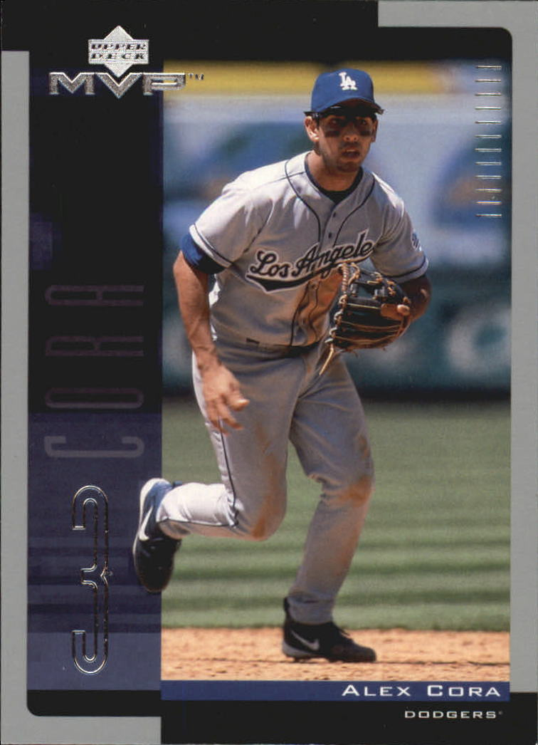 2001 Upper Deck MVP #224 Alex Cora
