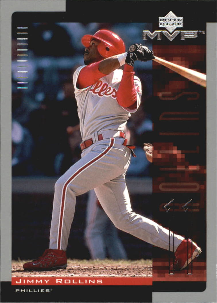 2001 Upper Deck MVP #289 Jimmy Rollins