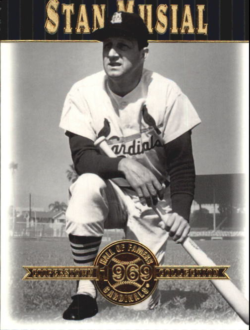 2001 Upper Deck Hall of Famers #9 Stan Musial