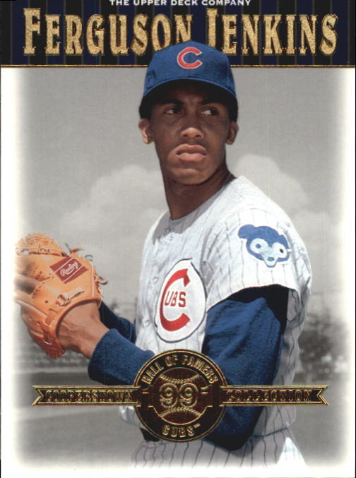 2001 Upper Deck Hall of Famers #13 Fergie Jenkins