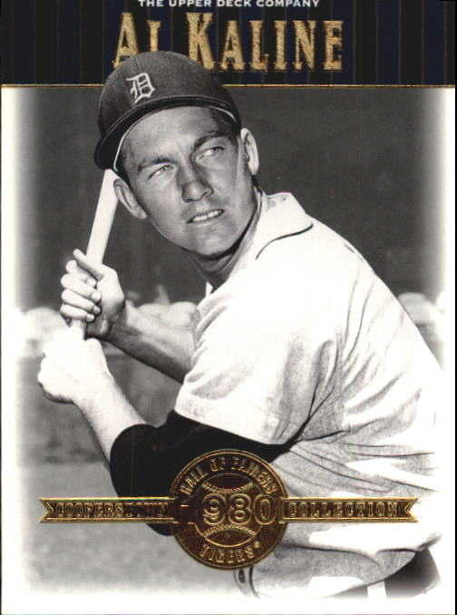 2001 Upper Deck Hall of Famers #42 Al Kaline