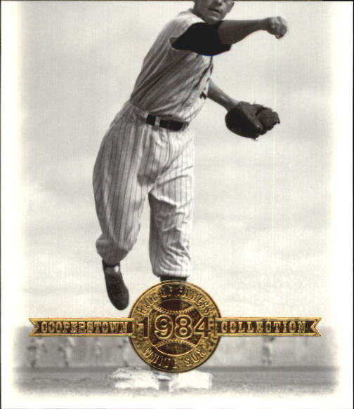 2001 Upper Deck Hall of Famers #44 Luis Aparicio front image