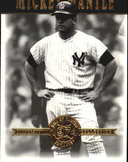 2001 Upper Deck Hall of Famers #48 Lou Gehrig