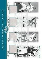 2001 UD Reserve Game Jersey Quads #JRSB And/A-Rod/Sosa/Bonds