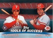 2001 Topps Combos #TC5 Tools of Success