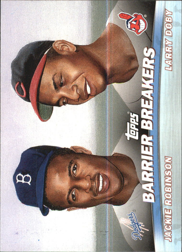 2001 Topps Combos #TC20 Barrier Breakers