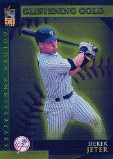 2001 Topps Golden Anniversary #GA21 Derek Jeter