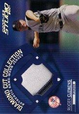2001 Studio Diamond Cut Collection #DC7 Roger Clemens