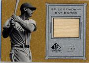 2001 SP Legendary Cuts Game Bat #BBT Bill Terry SP