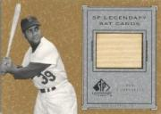 2001 SP Legendary Cuts Game Bat #BRCA Roy Campanella SP