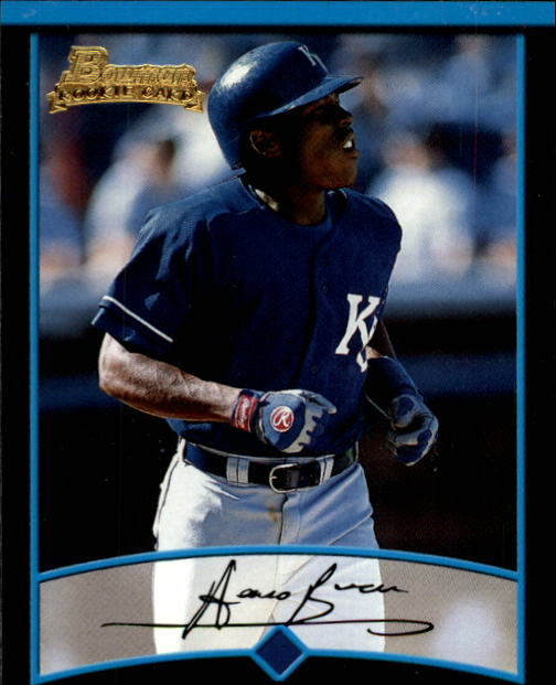 2001 Bowman Draft #BDP14 Angel Berroa RC