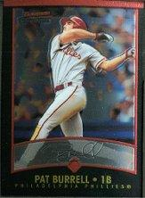 2001 Bowman Chrome #44 Pat Burrell