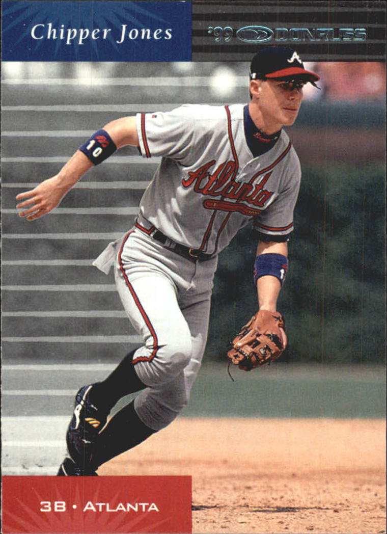 2001 Donruss 1999 Retro #6 Chipper Jones