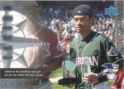 2001 Upper Deck Rookie Update Ichiro Tribute #11 Ichiro Suzuki