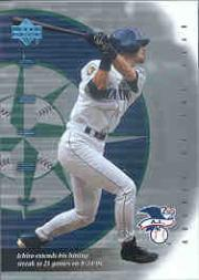 2001 Upper Deck Rookie Update Ichiro Tribute #14 Ichiro Suzuki