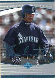 2001 Upper Deck Rookie Update Ichiro Tribute #49 Ichiro Suzuki SAL