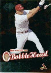 2001 Donruss Class of 2001 BobbleHead Cards #5 Albert Pujols