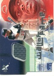 2001 E-X Wall of Fame #9 Ken Griffey Jr.