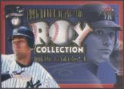 2001 Fleer Focus ROY Collection #ROY9 Derek Jeter