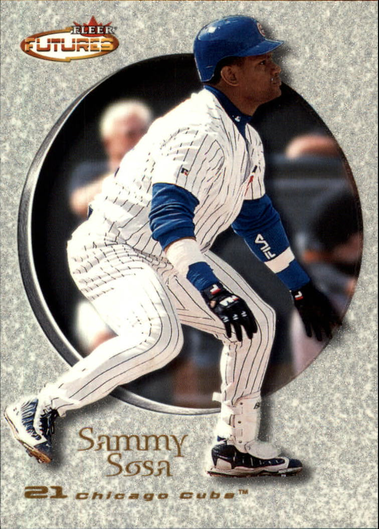 2001 Fleer Futures #11 Sammy Sosa