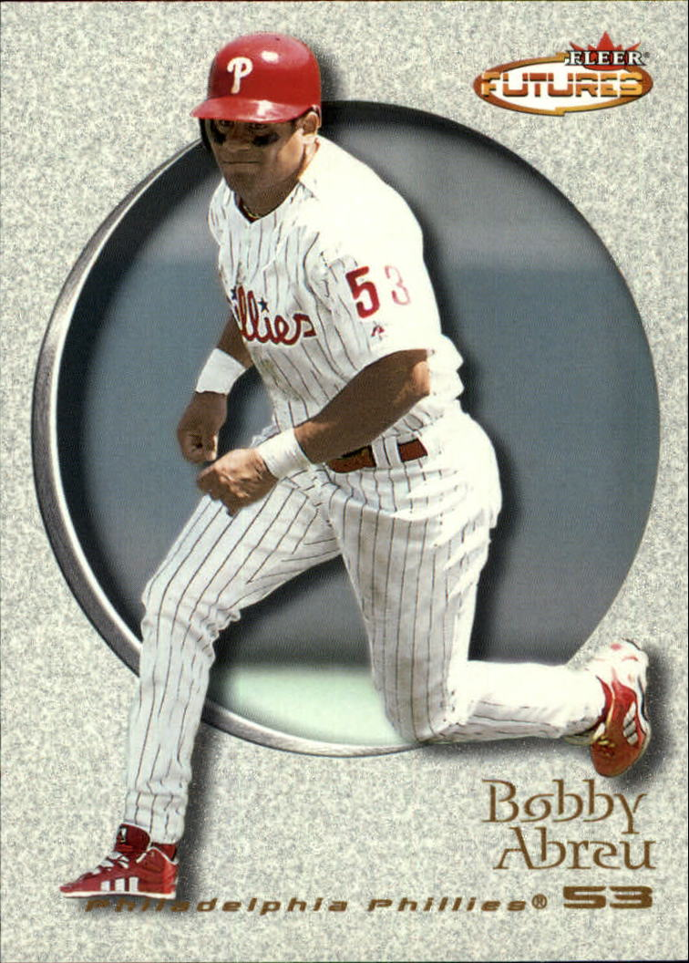 2001 Fleer Futures #64 Bob Abreu