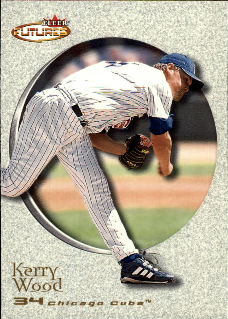 2001 Fleer Futures #103 Kerry Wood