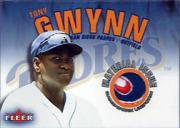 2001 Fleer Genuine Material Issue #TG3 Tony Gwynn