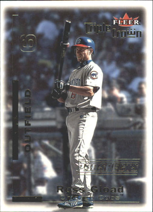 2001 Fleer Triple Crown #283 Ross Gload