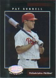 2001 Leaf Certified Materials #29 Pat Burrell