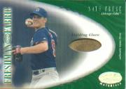 2001 Leaf Certified Materials #114 Nate Frese FF Fld Glv RC