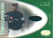 2001 Leaf Certified Materials #147 Juan Uribe FF RC