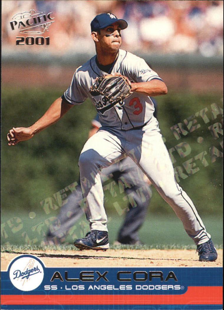 2001 Pacific Retail LTD #212 Alex Cora