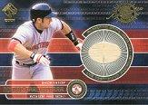 2001 Private Stock Game Gear #32 Nomar Garciaparra Bat