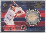 2001 Private Stock Game Gear #52 Roberto Alomar Bat