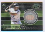 2001 Private Stock Game Gear #168 Jose Guillen Bat