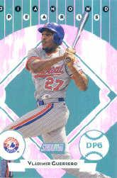 2001 Stadium Club Diamond Pearls #DP6 Vladimir Guerrero