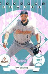 2001 Stadium Club Diamond Pearls #DP7 Jeff Bagwell