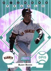 2001 Stadium Club Diamond Pearls #DP15 Barry Bonds