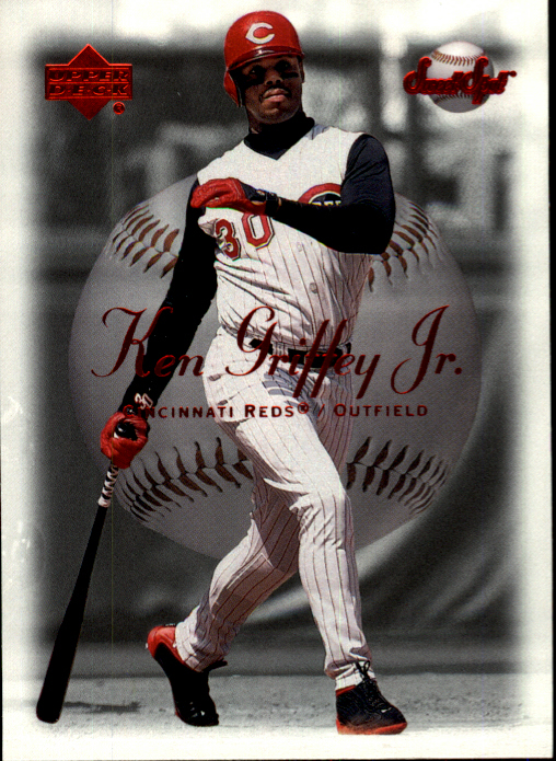 2001 Sweet Spot #57 Ken Griffey Jr.